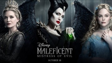 Maleficent mistress of evil